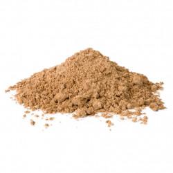 Песок овражный в мешках