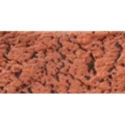 Фасадная бетонная плитка Калифорния россо-колор 285x65x12