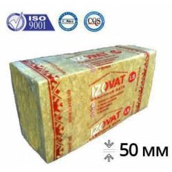 Современный кровельный базальтовый (ЭКО) утеплитель Izovat LS (Изоват) 50 мм