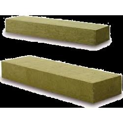 Базальтовый ламельный утеплитель Izovat 80 LAMELLA (Изоват 80 Ламель) для вентилируемого фасада