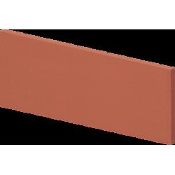 Клинкерные ступени (01) Плитка/подступень Красная 150x330x12