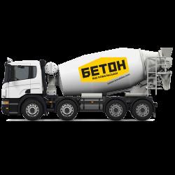 Бетон БСГ В12,5 Р1 F50